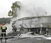 Poland School Bus Accident kills 13