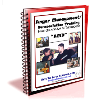 Anger Management/De-escalation Facilitator's Training Re-Certification?