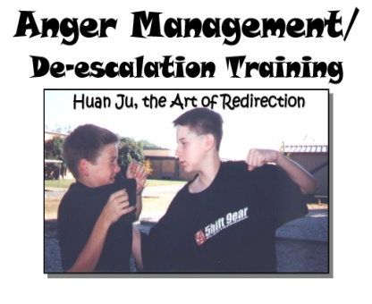 Anger Management/De-escalation Training for TRAINERS