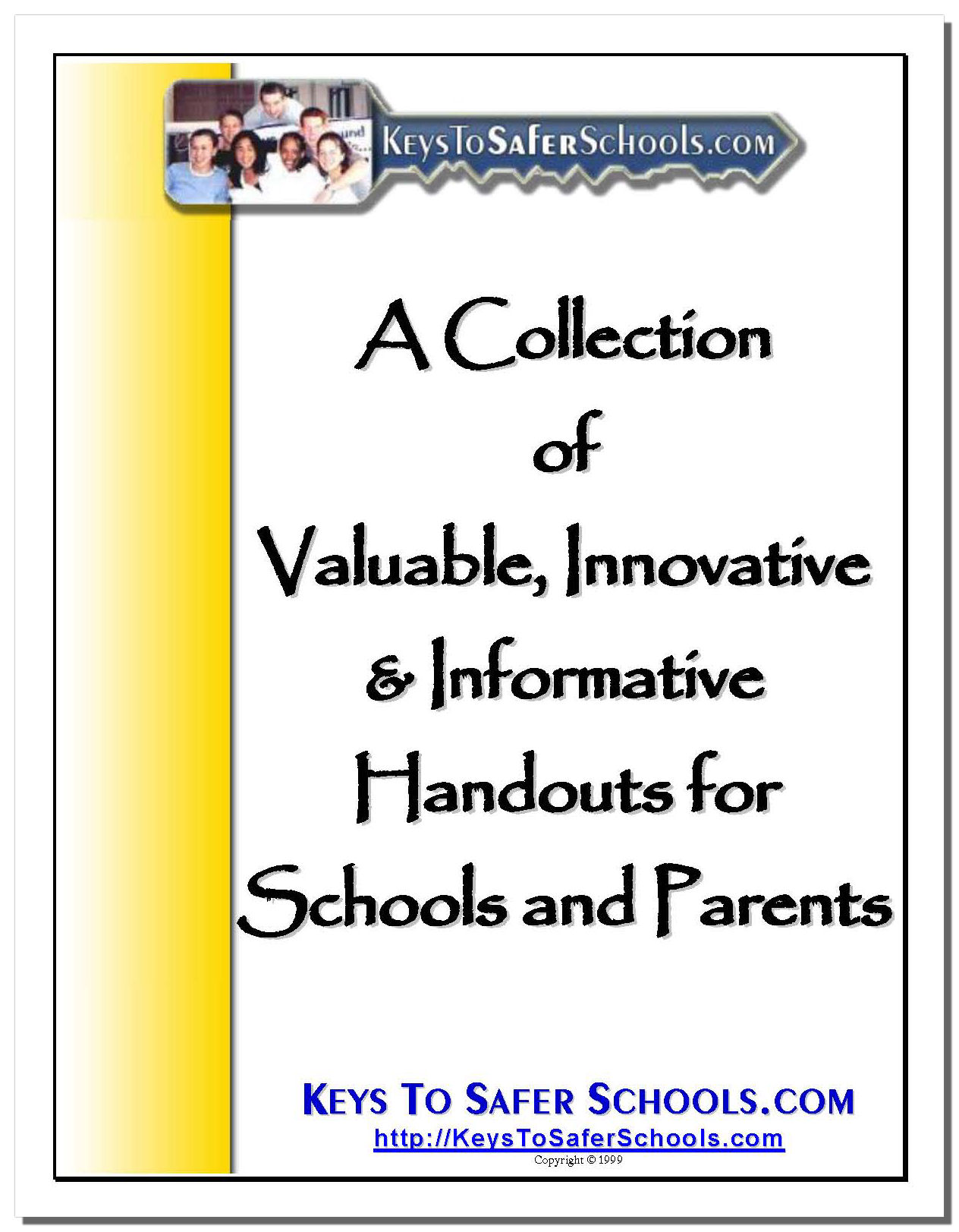 Keys' School & Parent Resource Kit FREE