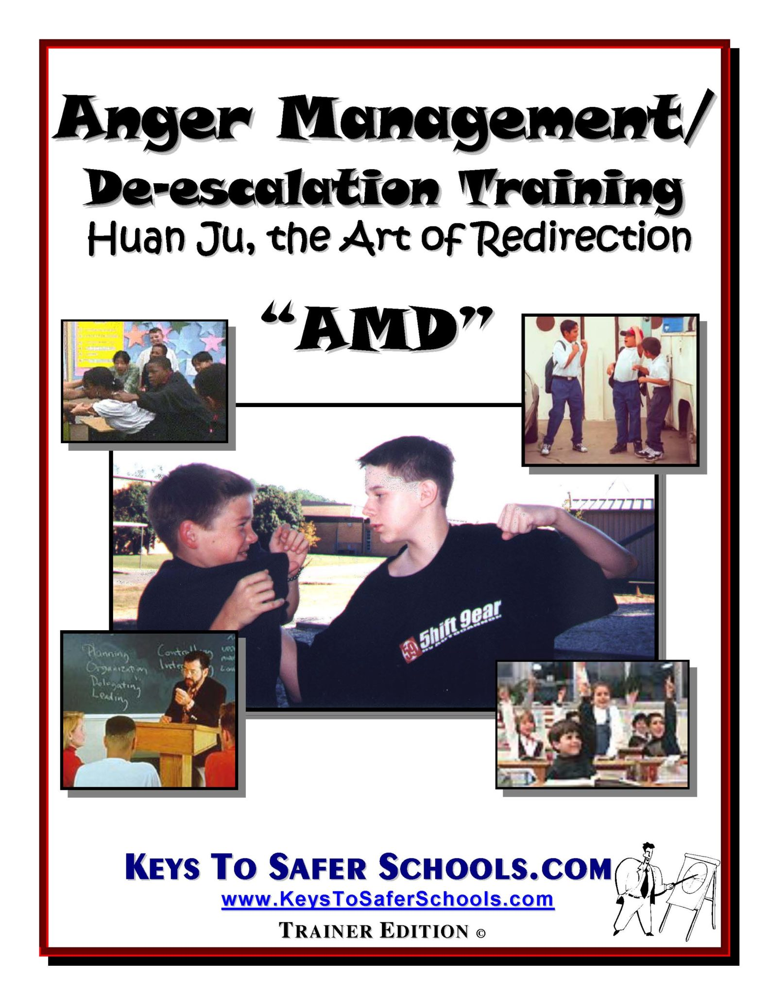 Anger Management/De-escalation Training