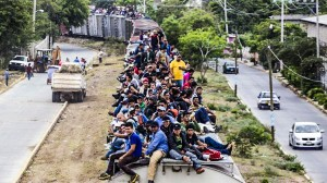 undocumented minors coming over the border