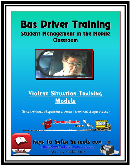 Bus Driver Facilitator Combined eBook Download