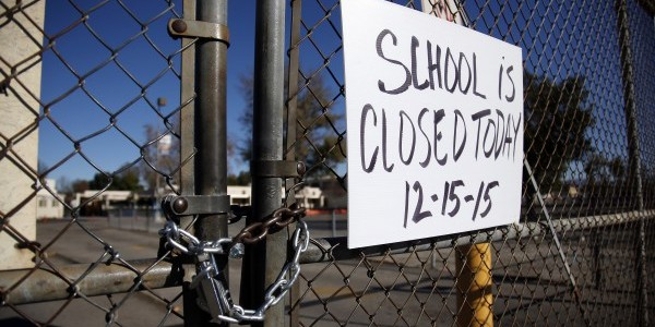 "LAUSD Closed 1000+ schools due to their belief of a ""Credible Terrorist Threat"""