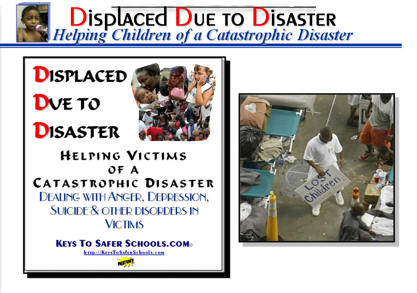 Displaced Due to Disaster