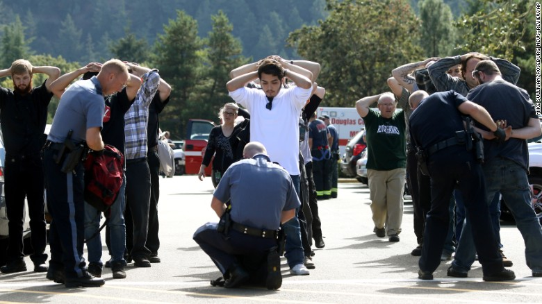 Oregon UCC Shooting 1